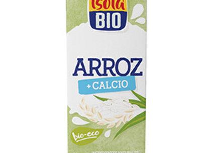 Bebida de Arroz com Cálcio Isola BIO 1L