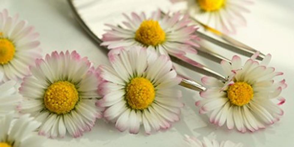 Conhece Flores Comestíveis