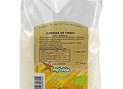 Farinha de Trigo (tipo 65) Bio