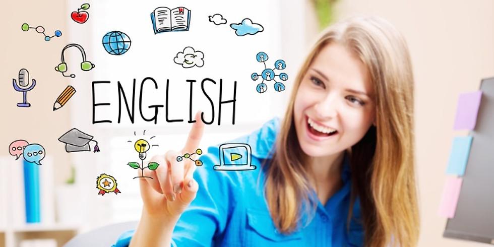 CURSO Inglês PARA Adultos - Sessão de Esclarecimentos