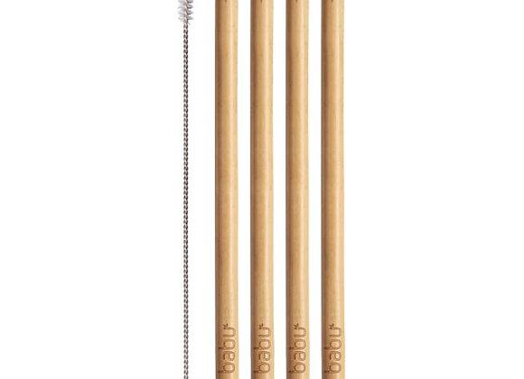 Palhinhas em Bambu
