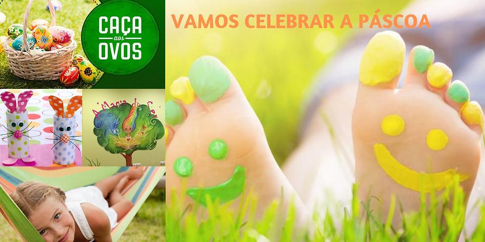 A Magia de ser criança - vem celebrar a Páscoa connosco