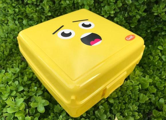 Caixa Alimentar Amarela
