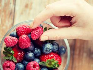 Frutos Vermelhos e a sua saúde