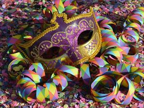 Brincar ao Carnaval reutilizando!