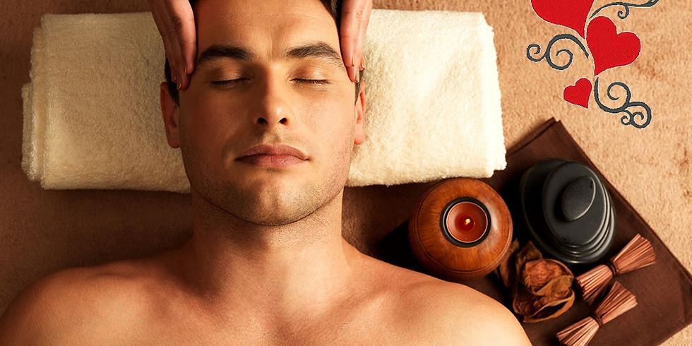 Indian HEAD Massage Especial Namorados