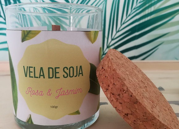 Vela de Soja