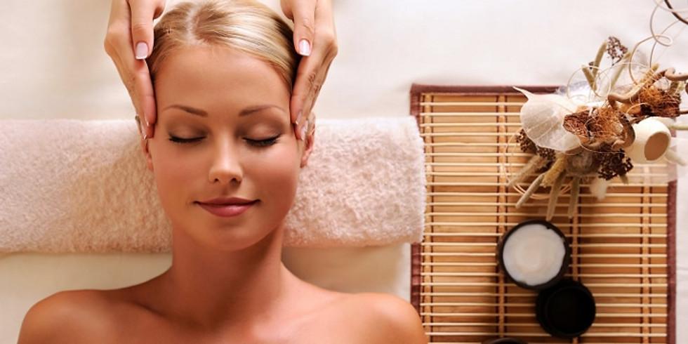 Workshop Indian HEAD Massage