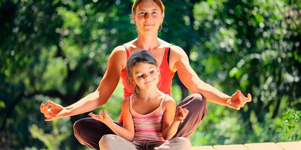 Meditação Pais & Filhos