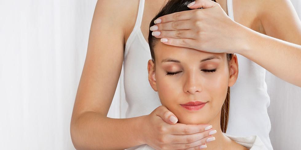 Aprenda a DAR e Receber Indian HEAD Massage