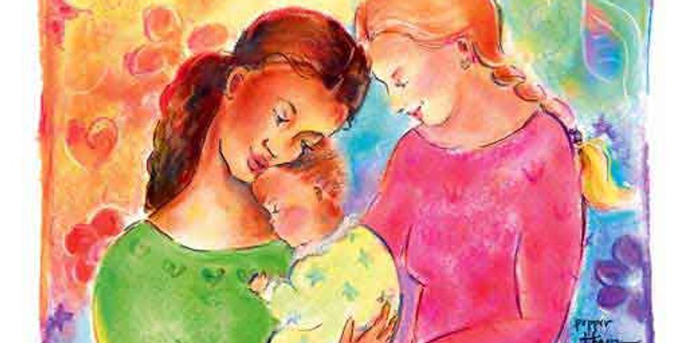 Encontros Mãos de Mães&Bebés em Sintra