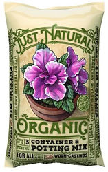 Just Natural Organic Container Potting S