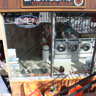 Snowdome Coffee & Laundry