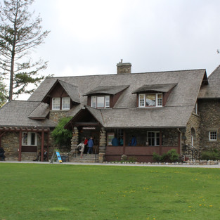 Jasper Park Information Centre