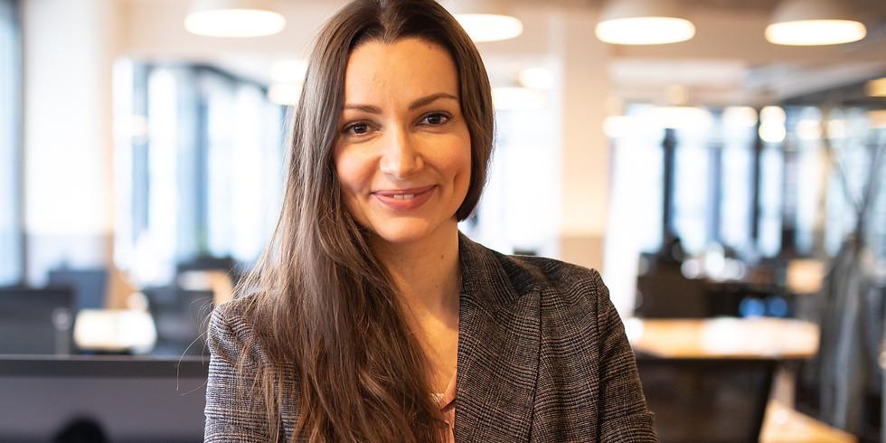 LinkedIn Marketing and Personal Branding for Female Entrepreneurs with Eva Schneider