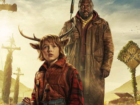 Sweet Tooth: The Newest Fantasy Series from Netflix
