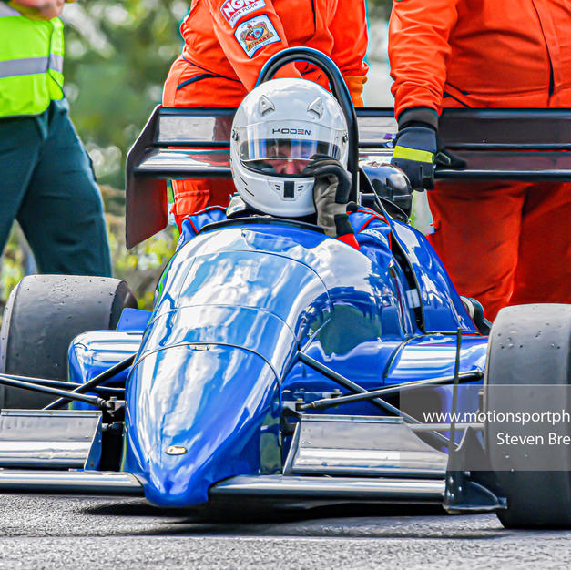 Gurston Down Hill Climb 2018
