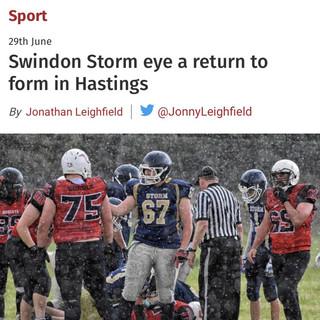 Swindon Storm
