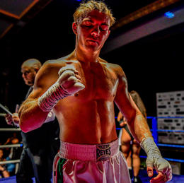 14/08/2021 White collar boxing with Tank Promotions
