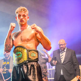 13/08/2021 White collar boxing Swindon Mecca