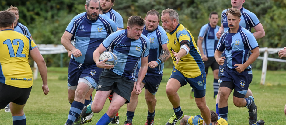 Supermarine Rfc Vs Trowbridge Rfc