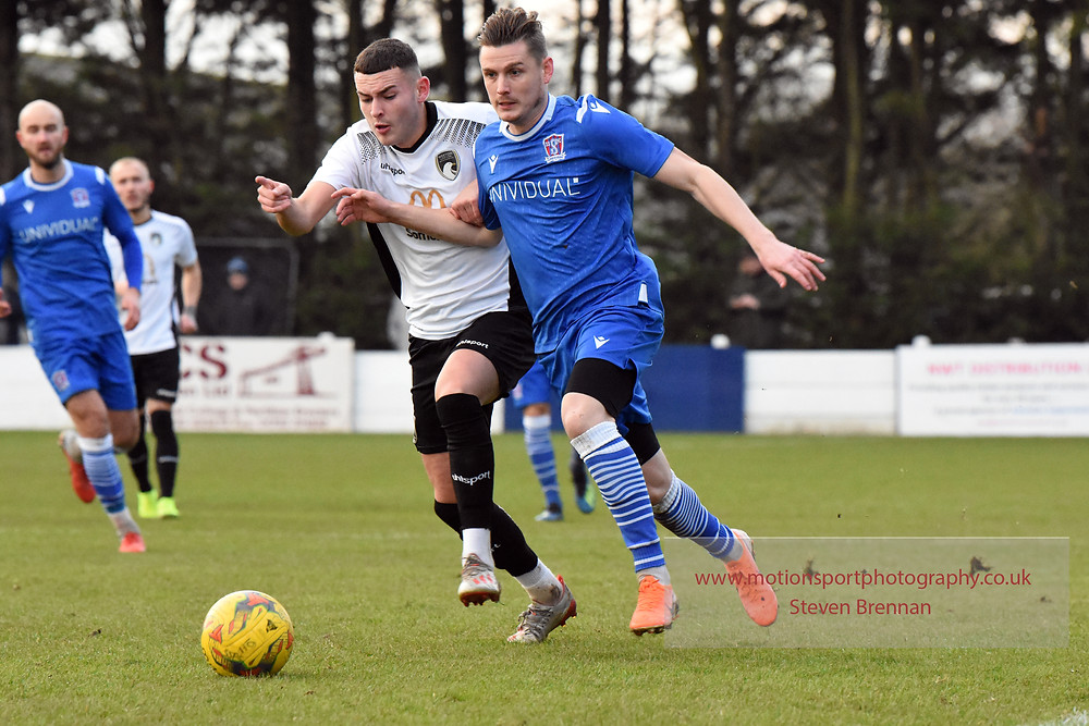 Alex Henshall loan signing for Supermarine fc Photograph Steven Brennan (motionsportphotography)