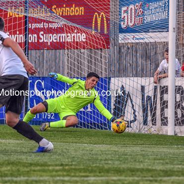 Swindon Supermarine Vs Hungerford Town 23/07/2019