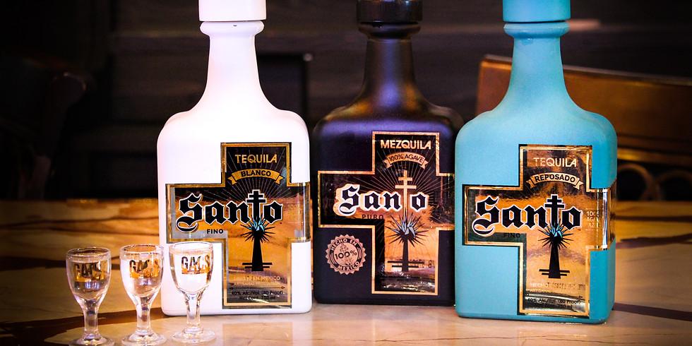 Complimentary Tequila Tasting ft. Santo Spirit!