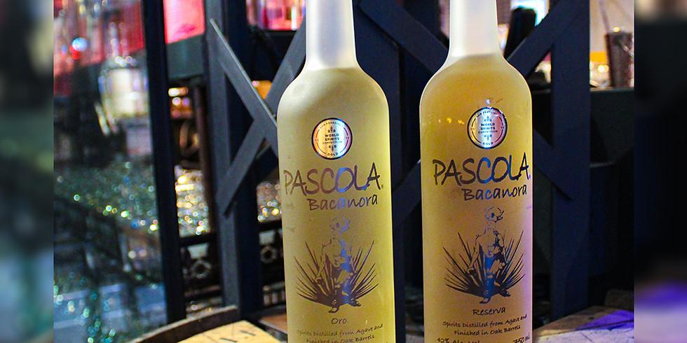 Pascola Bacanora Spirits Tasting