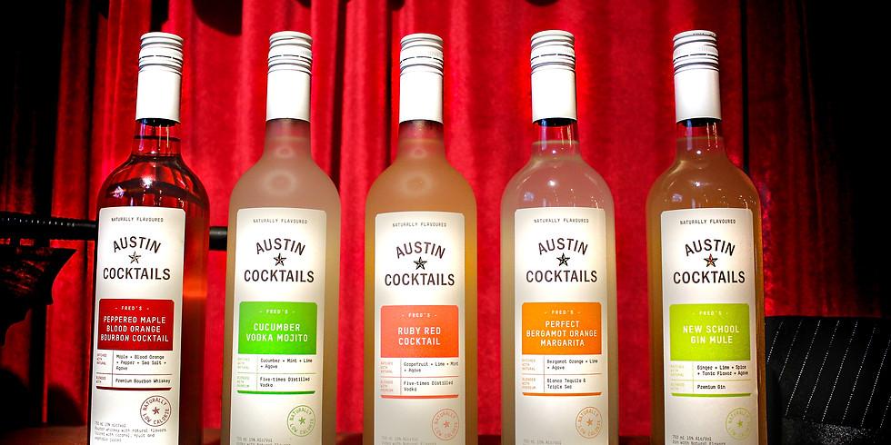 Austin Cocktails Tasting Friday