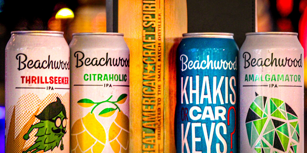 Beachwood Brewery Tap Takeover All Welcome