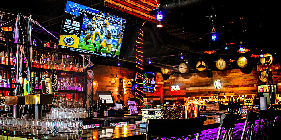 Football Watch Party, Saturday and Sunday