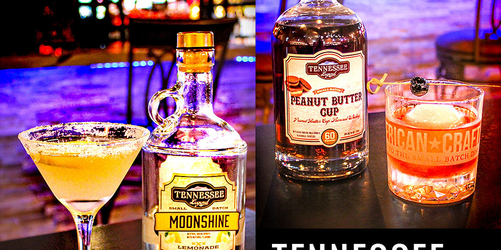 Tennessee Legend  Whiskey and Moonshine Night