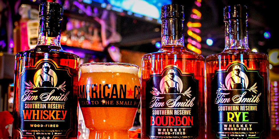 Free Bourbon/Whiskey/Tequila Tasting Ft Tim Smith Southern Reserve and Pascola Bacanora