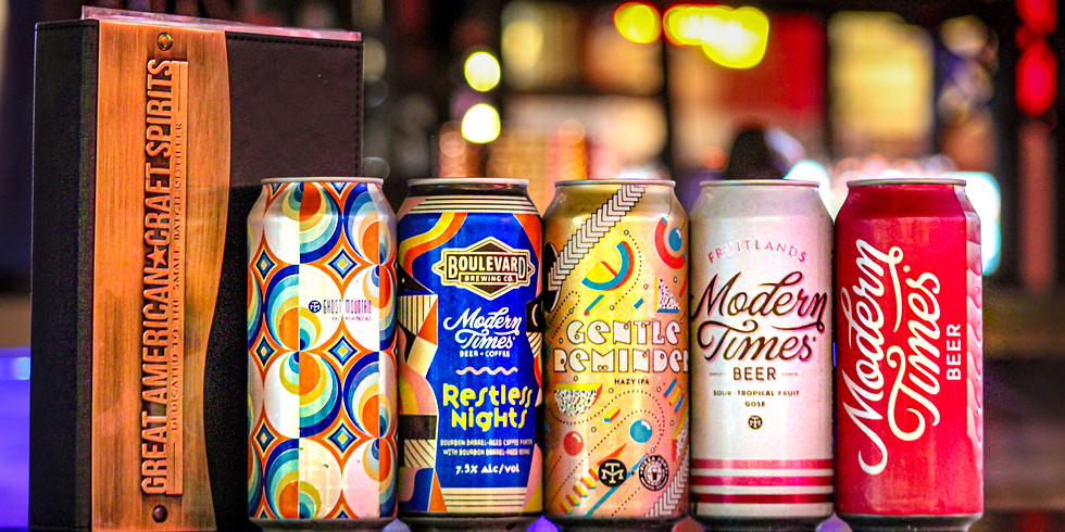 Modern Times Tap and Turkey Takeover