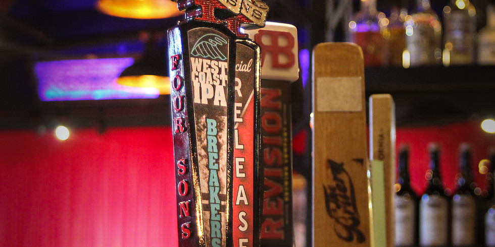 Four Sons Tap Takeover