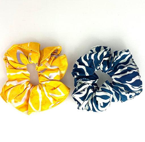 Chouchous Batik Colorés lot de 2