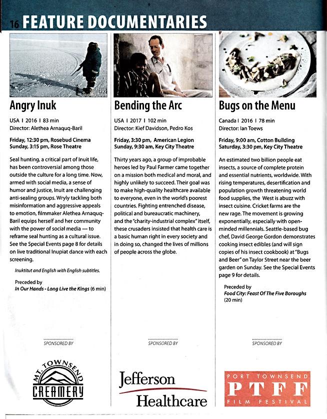 Port Townend Film Festival