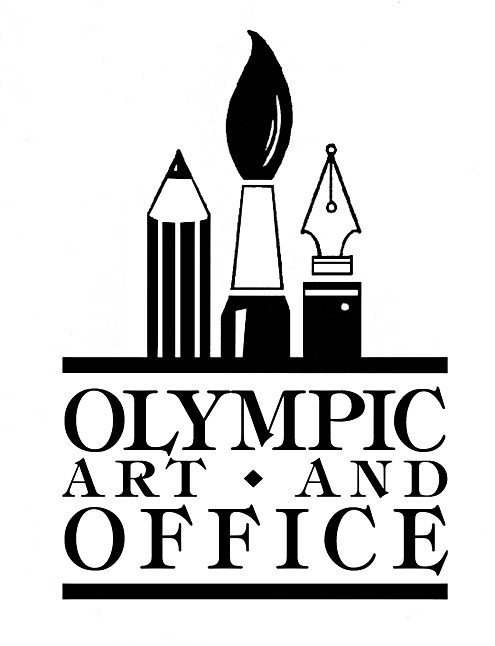 Olympic Art & Office logo