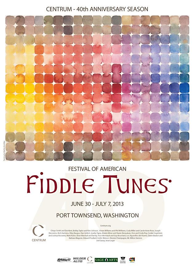 Centrum's Fiddle Tunes Festival
