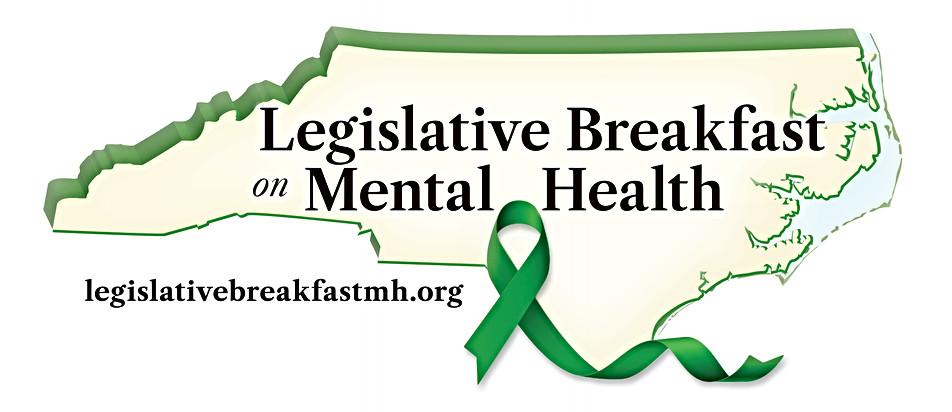 Legislative Breakfast on Mental Health Logo
