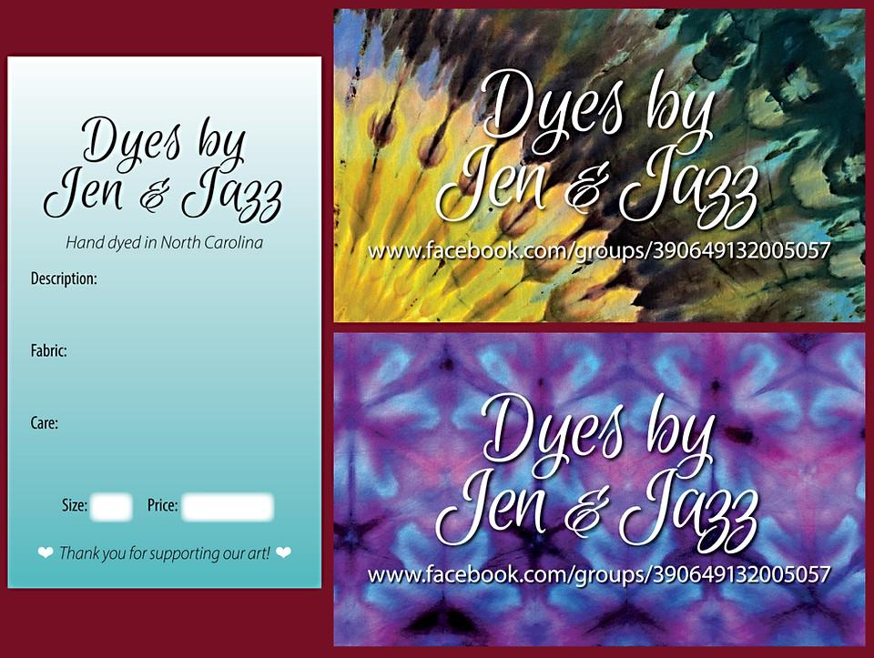Jen & Jazz Cards