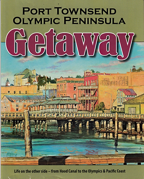 Port Townsend & Olympic Peninsula Visitor Guide