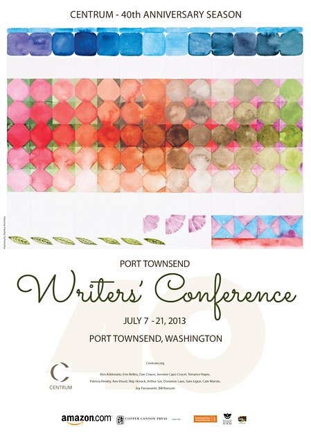 Writer's Conference Poster