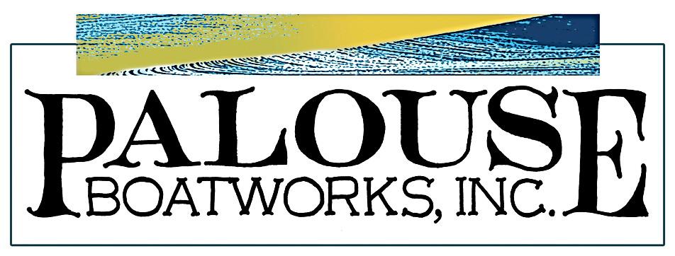 Palouse Boatworks Inc. Logo