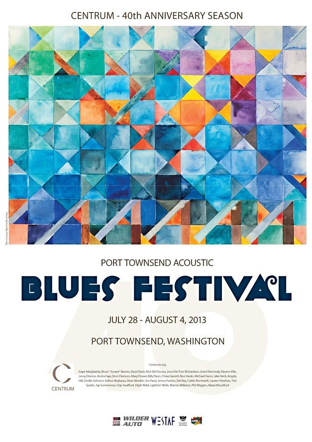 Centrum's Blues Festival