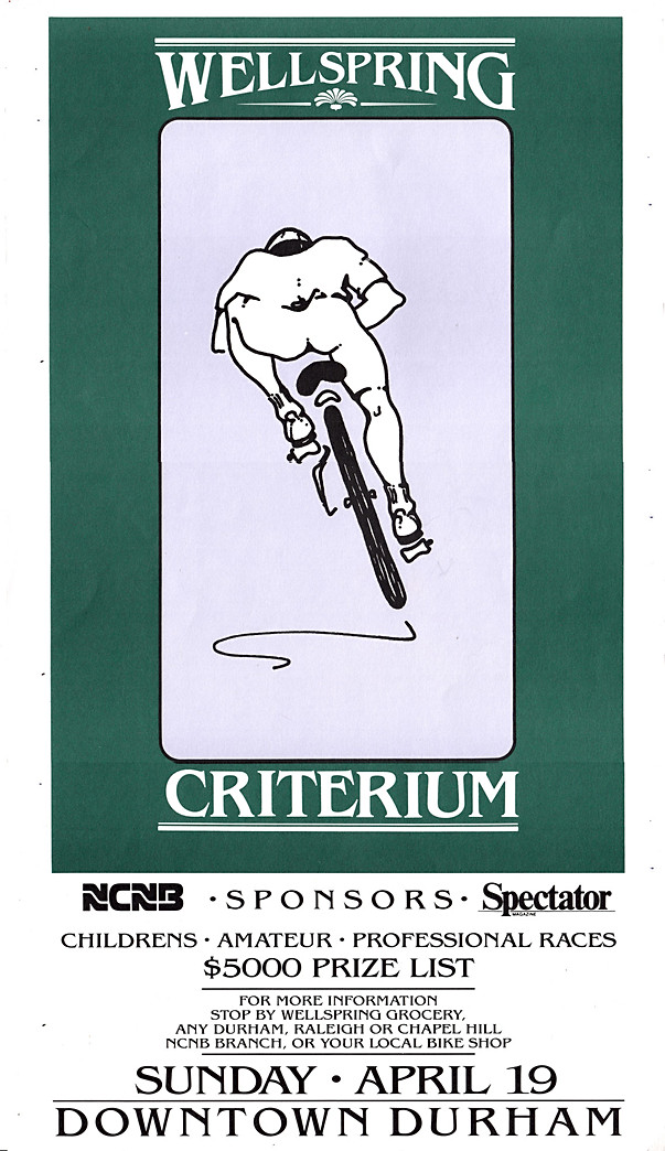Bicycle Race poster design