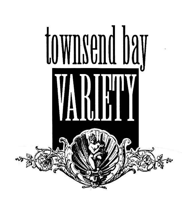 Townsend Bay Variety Logo