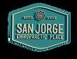San Jorge Chiropractic logo.png