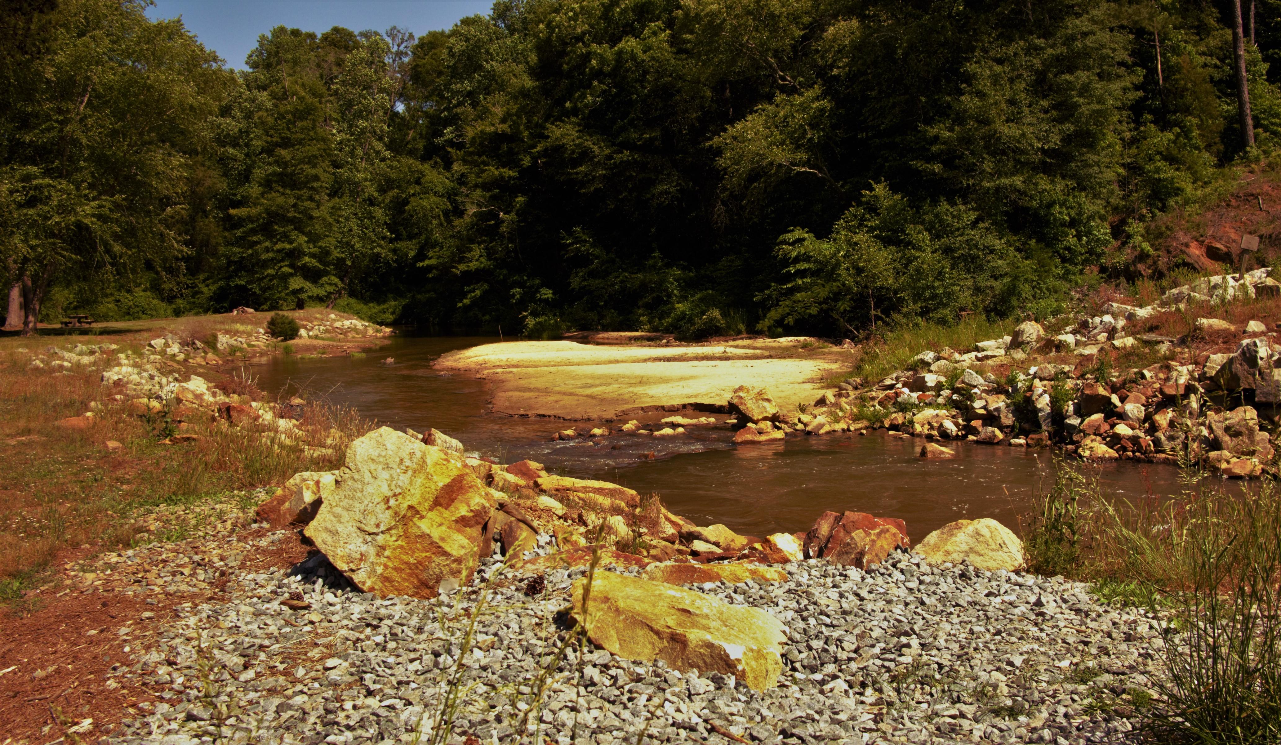 Indian Springs creek